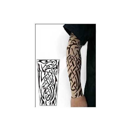 Manche Tatouage Tribal