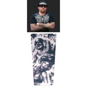 Manche Faux Tatouage GANG américain imitation tattoo de bras