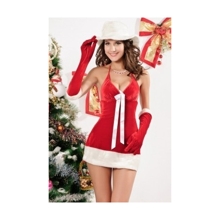 Costume Sexy Mère Noël