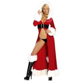 Costume sexy Noel Fantasme