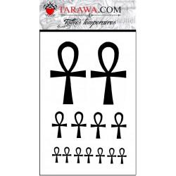 Tatouage Temporaire Egyptien Vente De Faux Tattoo Motifs Egyptien