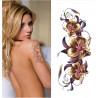 tatouage orchidée pour femme
