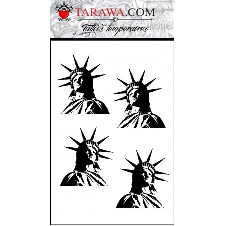 Décalcomanie Statue de la liberté