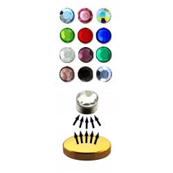 boutique de sortie prix officiel grandes marques Faux piercing magnétique - achat / vente de piercings aimantés