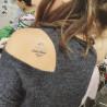 faux tatouage marin