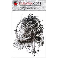 Tatouages Ephemeres Animaux Vente Faux Tattoo Animaux Pas Cher