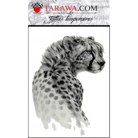 Tatouage léopard