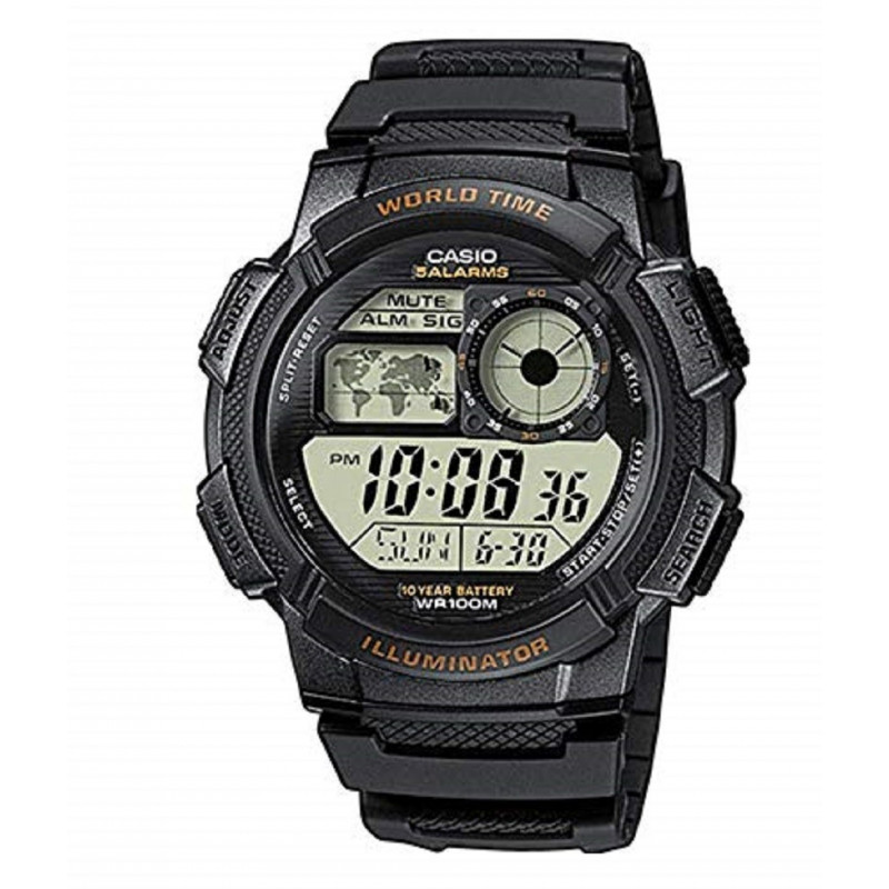 Casio AE-1000W-1AVEF Montre Noir