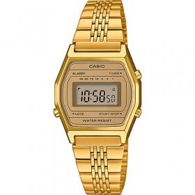 Montre femme Casio doré LA690WEGA-9EF