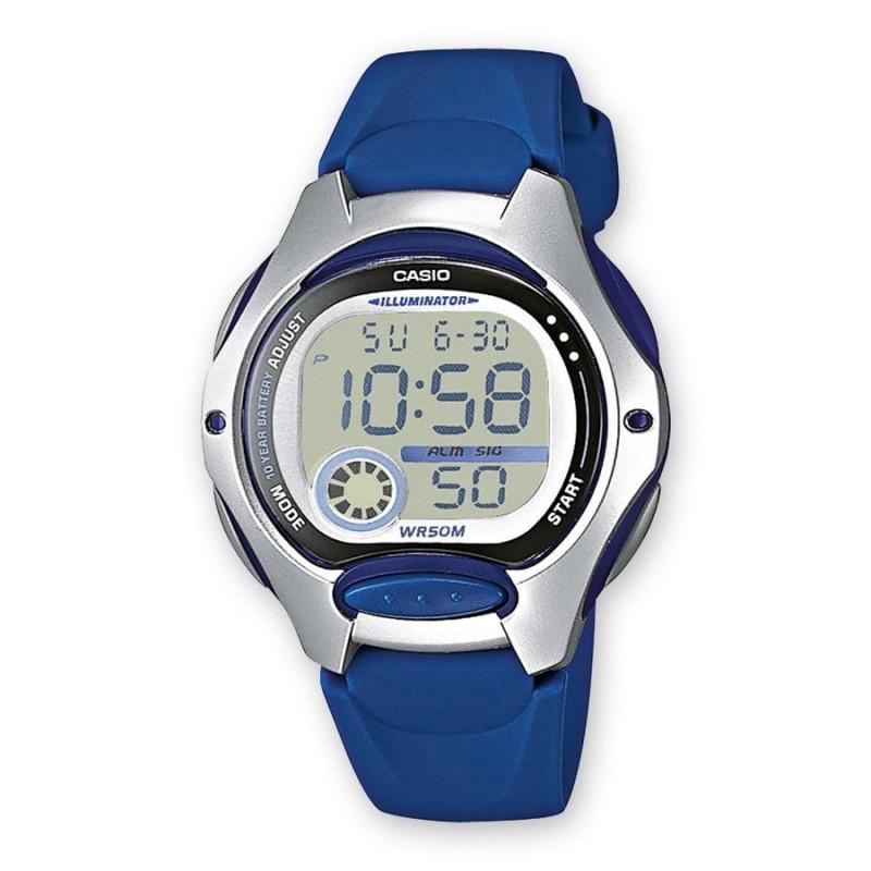 Montre Casio enfant bleu LW-200-2AVEF