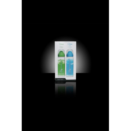 Easypiercing® Duo Pack - Mousse Nettoyante / Solution Saline