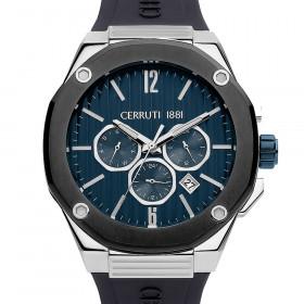 Montre Cerruti pour Hommes avec cadran bleu CRA28907