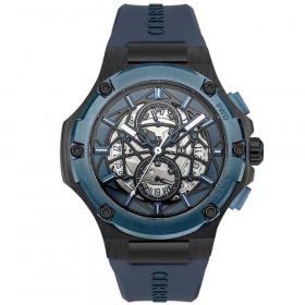 Montre Cerruti pour Hommes bleu CRA29803