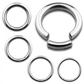 piercing Anneau segment en acier chirurgical haute qualité pour labret piercing tragus piercing hélix et piercing arcade
