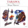 planche tatouage temporaires éphémaire motif indien mystique