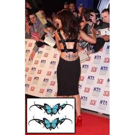Cheryl Cole Tatouage temporaire