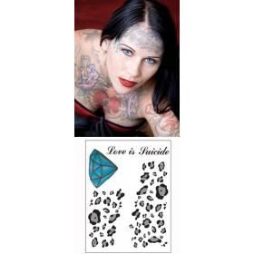 Michelle Mcghee Tattoos temporaires