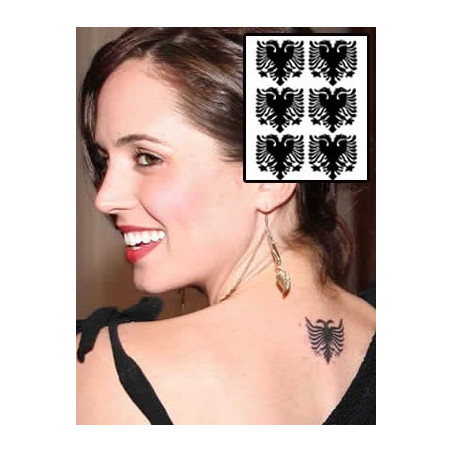 Eliza Dushku tattoo