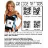 QR code Tattoos