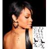 Rihanna Tatouages temporaires pack 1