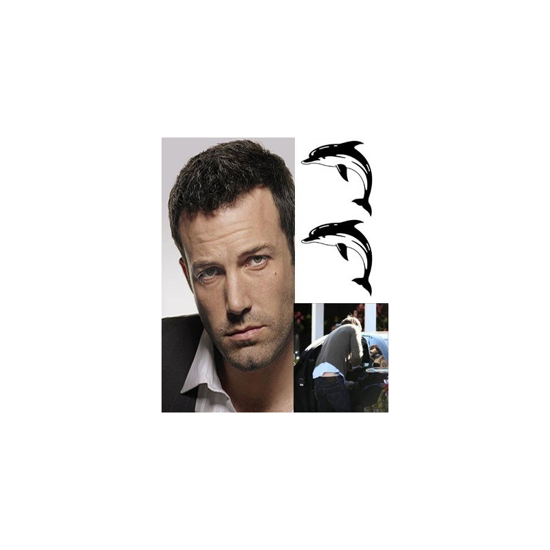 Ben Affleck tattoos