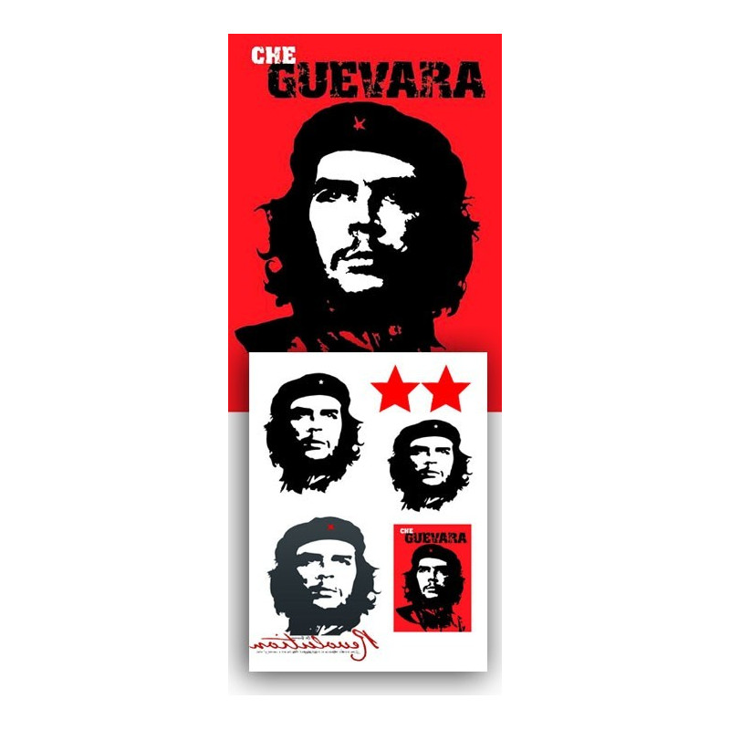 Che Guevara tattoos