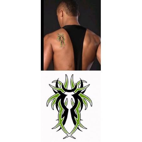 Tatouages Temporaires Tribal 2 couleurs 03