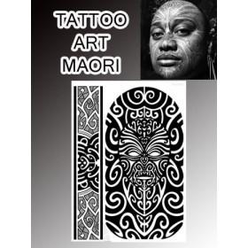 Tatouages temporaires no3 Maori Polynesiens