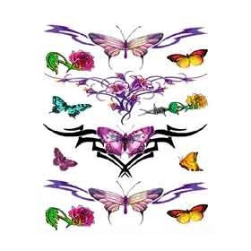 Papillons Tattoos