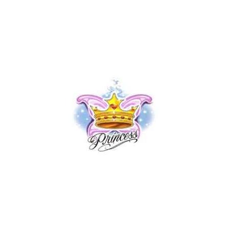 Tatouage Princesse