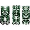 Tatouage Polynesien Tiki