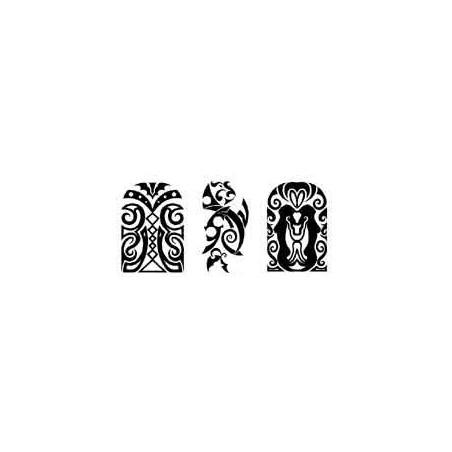 Totem Polynesien