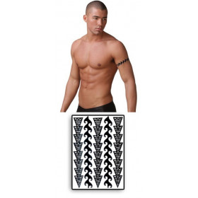 Tatouage Temporaire Maori Bracelets