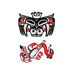 Tatouage Haida