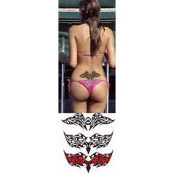 Faux Tatouage Tribal Achat Vente De Tattoo Ephemeres Motif Tribal