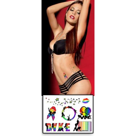 Gay Pride Tattoos