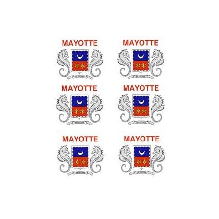 Tatouage Drapeaux Mayotte