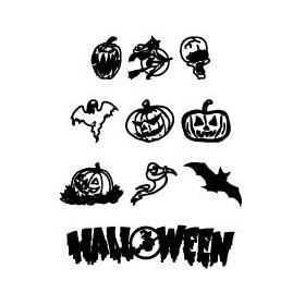 Tatouage Halloween