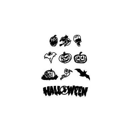 Tatouage Halloween