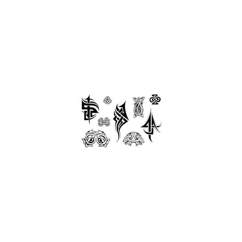 Tattoo Tribal autocollant