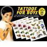 Garcon Tattoos autocollants
