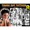Petit Dur Tattoos autocollants