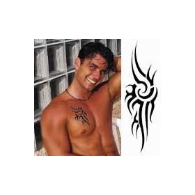 Tatouage Tribal geant autocollant