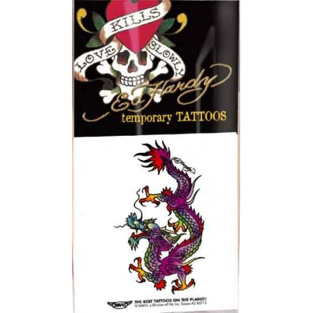 Ed Hardy Tattoos temporaires