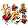 Tatouages Coeurs