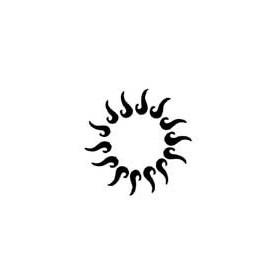 Tatouage Soleil