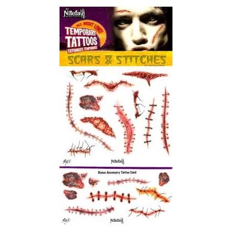 Scars Tattoos