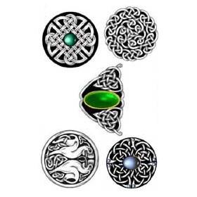 Tattoo Celtique autocollant