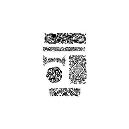 Tatouage Celtique autocollant