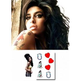 Amy Winehouse Tattoos 05